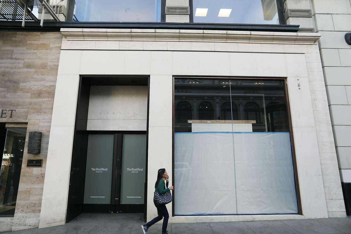 The Real Real's first San Francisco retail location will open at�253 Post St. near Union Square.