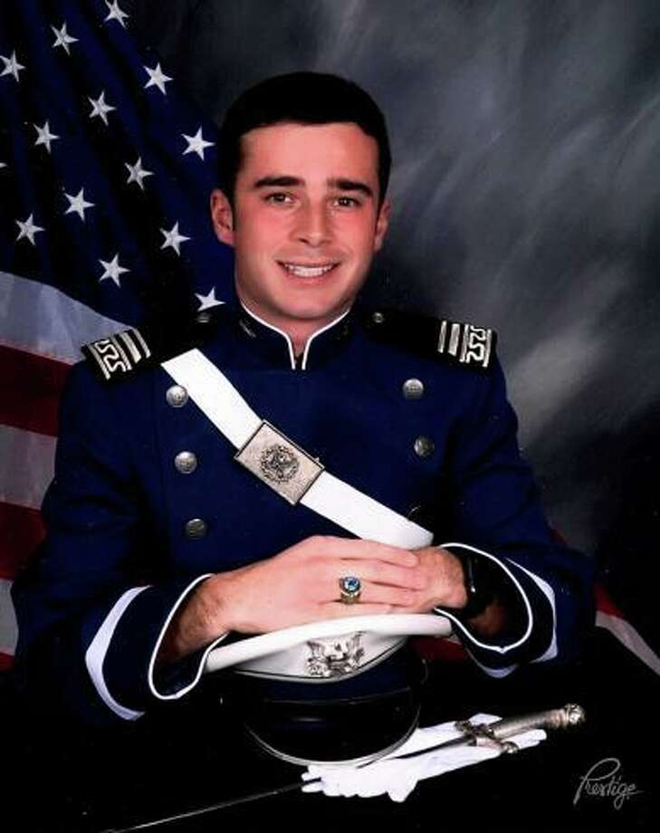 Austin Aitro of Hamden will be commissioned as a 2nd Lieutenant when he graduates from the US Air Force Academy during its Class of 2020 graduation ceremonies at 1 p.m. April 18. Photo: Contributed Photo