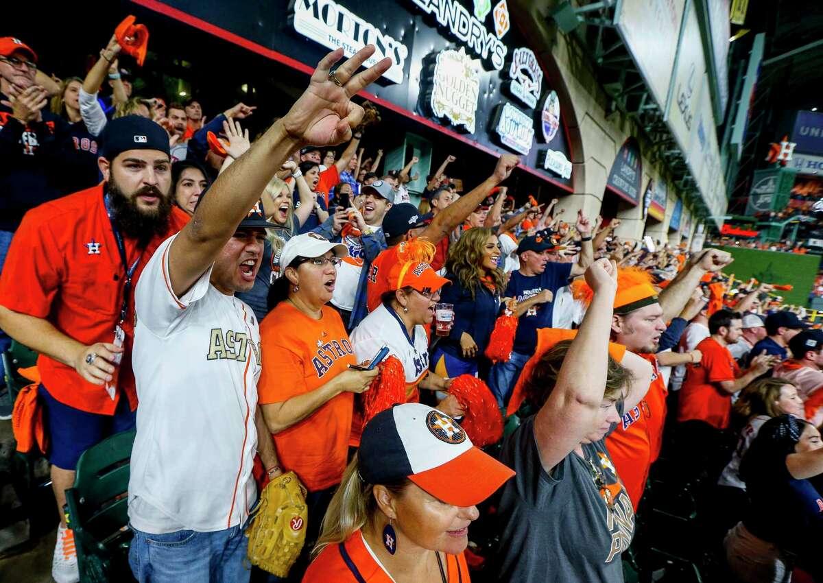 """""""Go to an Astros game!""""-Carl England/Facebook"""