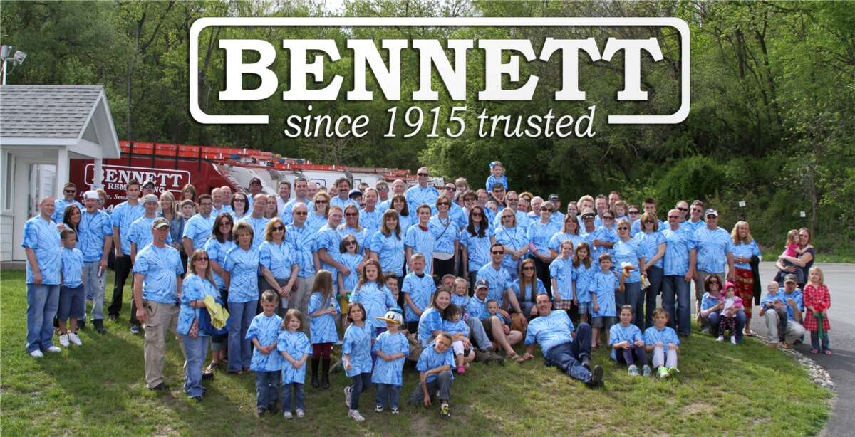 Bennett Contracting, an Albany-based business specializing in kitchen and bath remodeling