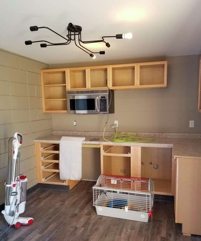 COGNiTiON's kitchenette is nearly complete. (Submitted photo)