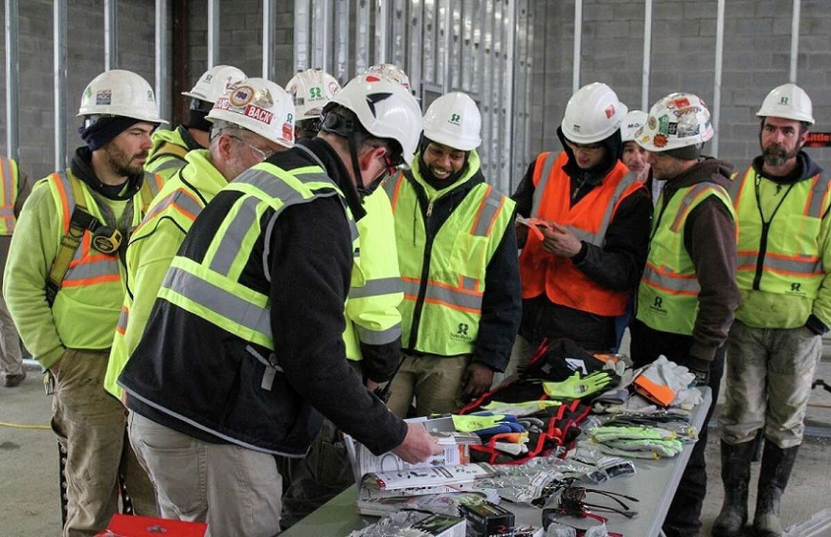 Sano-Rubin Construction Services is a 2020 Times Union Top Workplace.