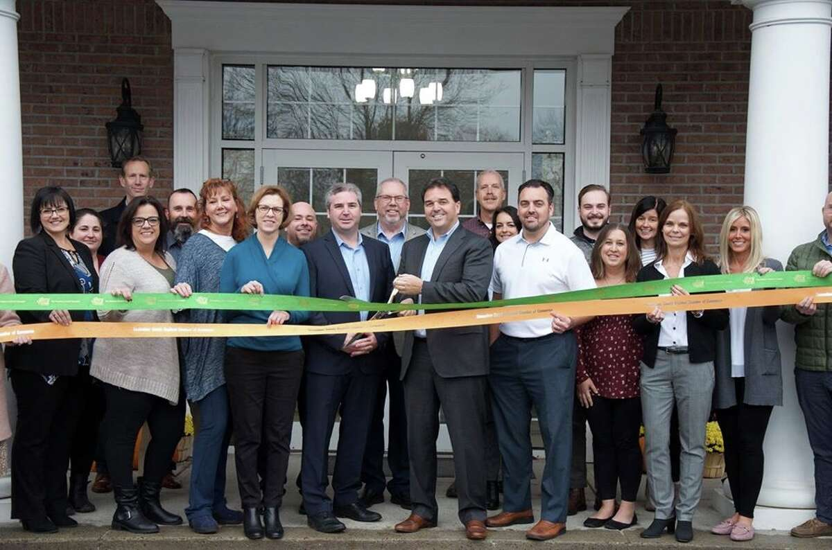 GTM Payroll Services, a 2020 Times Union Top Workplace, celebrates the opening of their new office.