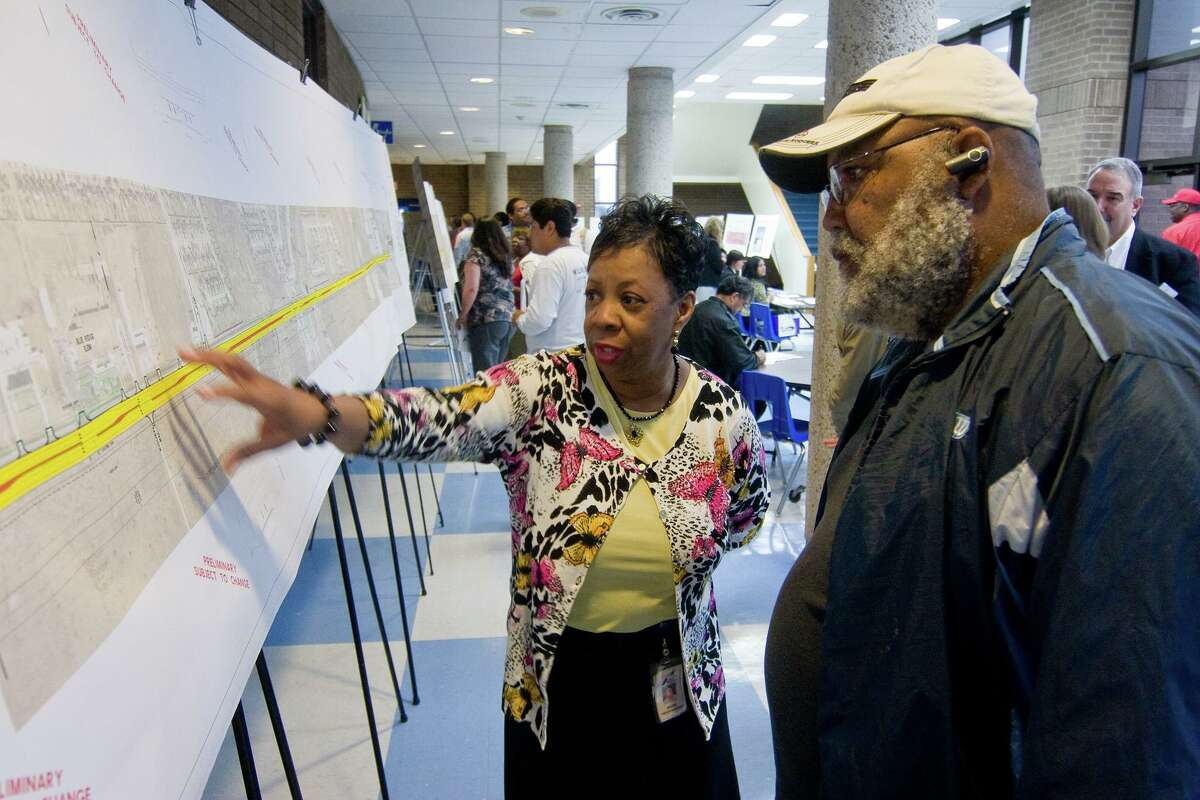 TxDOT public meetings normally provide an opportunity for residents to learn about infrastructure projects that could impact their communities.