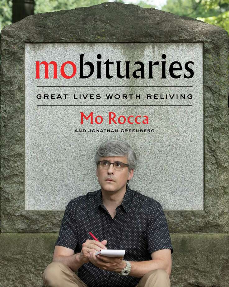 Mo Rocca wrote Mobituaries: Great Lives Worth Reliving in 2020 Photo: Simon & Schuster