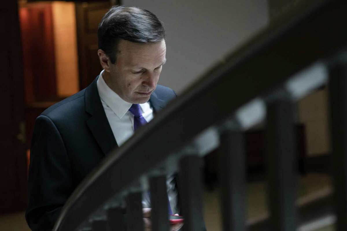 Sen. Chris Murphy is one of a group of sentors backing legislation to create a new U.S. government council and cooordinator to implement the Global Health Security Agenda, a 2014 initiative by 30 countries to collaboratively fight world infectious disease threats.