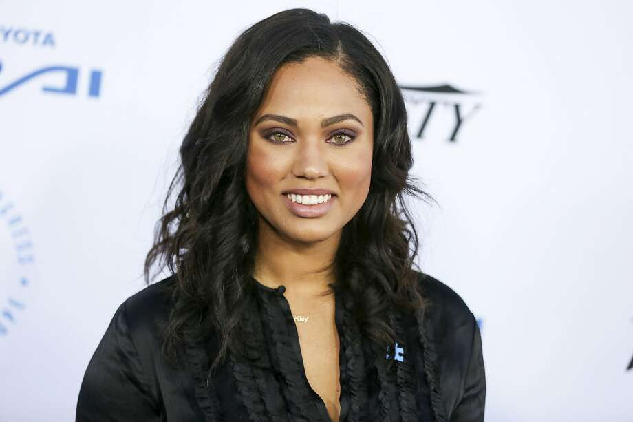 Ayesha Curry has hosted two TV food shows and written a cookbook. Photo: Rich Fury / Associated Press 2015