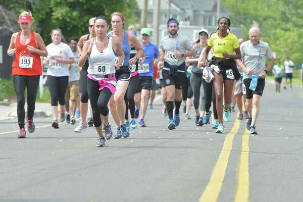 The Faxon Law Group Fairfield half marathon on Sunday June 3, 2018 in Fairfield Conn.