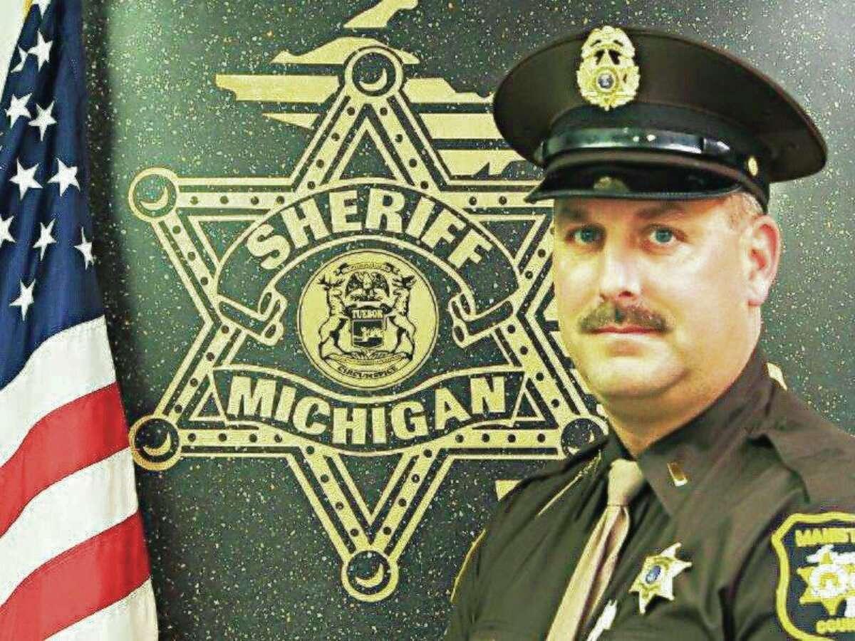 Manistee County Sheriff Ken Falk