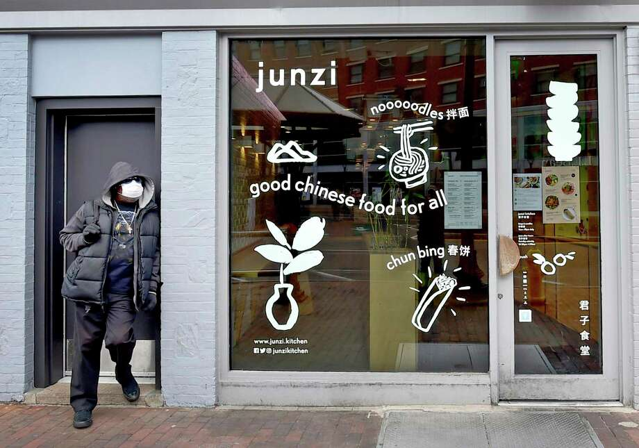 Junzi Kitchen on Broadway in New Haven Photo: Peter Hvizdak / Hearst Connecticut Media / New Haven Register