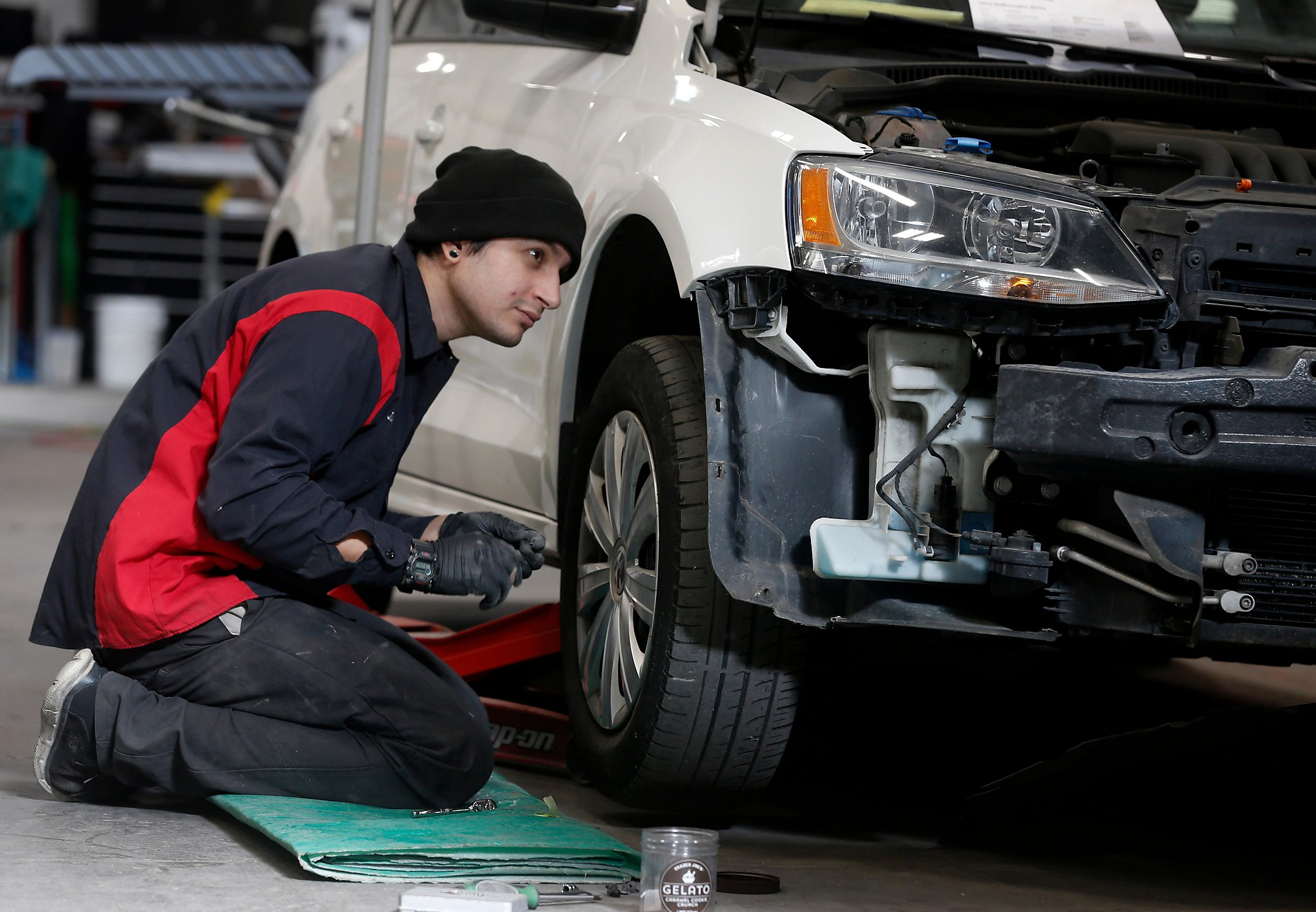 Bay Area auto repair industry staggers as traffic plummets ...