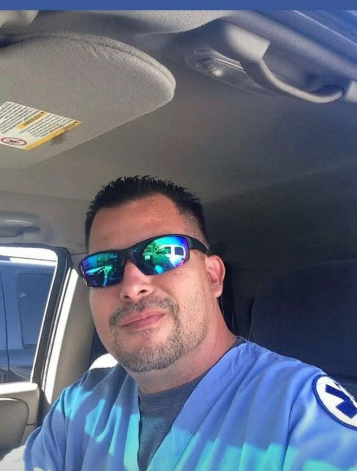 A 1992 nursing school graduate, husband and small business owner, Laredoan Luis Peter Decker is leaving Laredo to join other medical health professionals in New Jersey on Saturday to fight the COVID-19 pandemic.