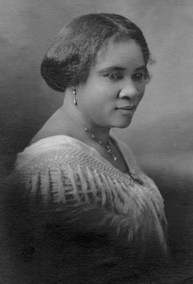 Madam C.J. Walker Photo: For The Telegraph
