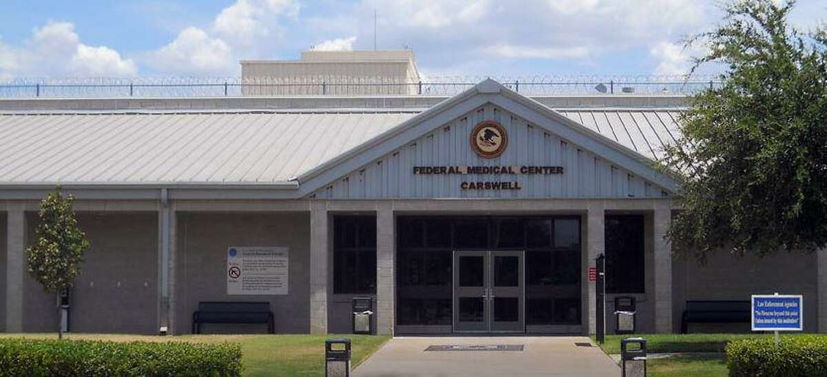 The number of confirmed COVID-19 cases in inmates at the Federal Medical Center-Carswell jumped to 510 on Tuesday.