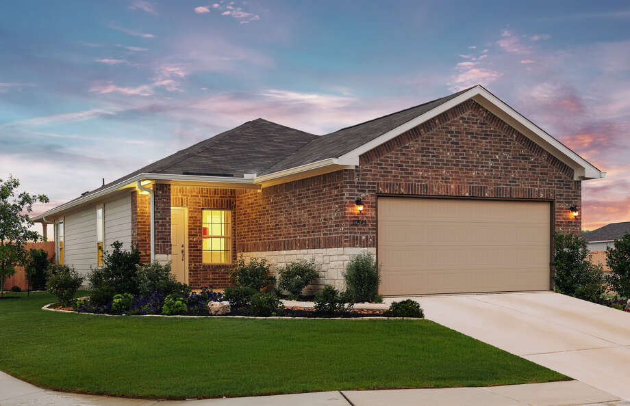 2020 Spring Tour of Homes Century Communities at Millican Grove 10942 Honorly Cove, San Antonio, TX 78109 Photo: Century Communities
