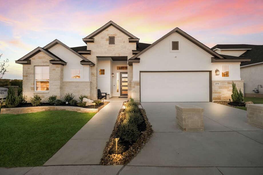 2020 Spring Tour of Homes Chesmar Homes at Madera at Cibolo Canyons24715 Resort Parkway, San Antonio, TX 78261 Photo: Chesmar Homes / 2019-EXPOSURE MEDIA LLC