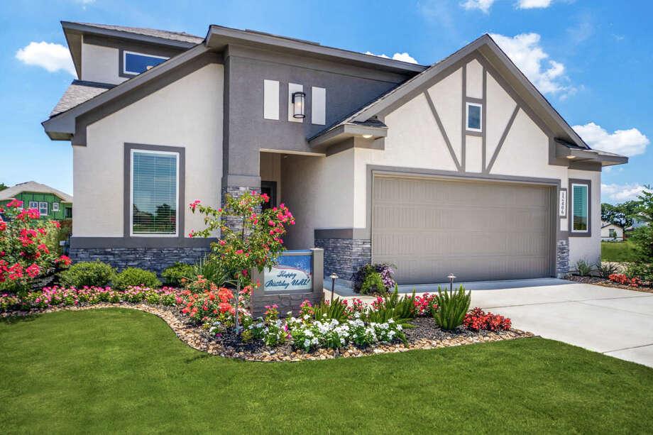 2020 Spring Tour of Homes Chesmar Homes at Stillwater Ranch 12406 Mineshaft, San Antonio, TX 78253 Photo: Chesmar Homes
