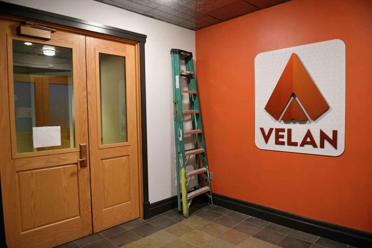 Exterior of Velan Studios on Thursday, March 26, 2020 in Troy, N.Y. (Lori Van Buren/Times Union)