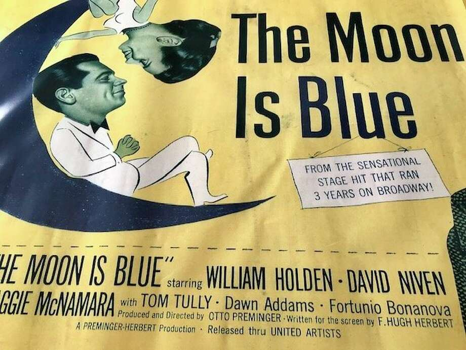 """Dolores Cassidy showed """"The Moon Is Blue"""" at her theaters in 1953. (Photo provided)"""