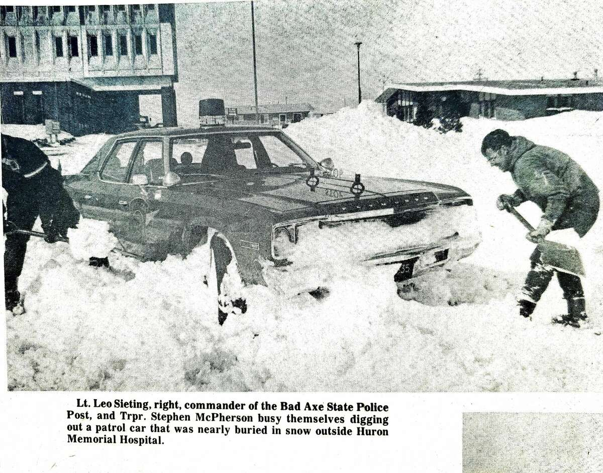 For this week's Tribune Throwback we take a look in the archives from April 1975.