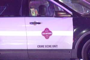 San Antonio police are trying to sort through what led to a shooting on the East Side after officers discovered a bullet-ridden vehicle Thursday morning.