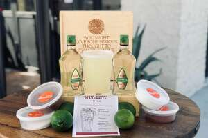 Goode Company Multiple locations Goode Company is offering liquor, beer, and wine to go with food orders. To celebrate, for the first time ever, they are offering a Damn Goode Margarita Kit! Guests can purchase with ($40) or without ($15-$40) tequila (just in case you already have your own). Each kit includes their house-made mix with freshly squeezed juice, recipe, and tips for garnish. Kits available at Goode Company Taqueria and Goode Company Kitchen and Cantina (Memorial). The margarita kit is also available to purchase at recently launched Goode Company Grocers, an online portal bringing groceries from their commissary straight to your door. Goode Co Kitchen & Cantina Memorial: 9005 Katy Frwy Hours: 11am-8:30pm Goode Co Taqueria Kirby: 4902 Kirby Dr. Hours: 8am-8:30pm. ALSO:  Goode Company Grocers also offers Old Fashioned Kits that serve 6 drinks (Makers Mark - 375ml, Old Fashion mix, Luxardo cherries and orange peels, $40). Guests can also order Mule Kits (Moscow or Kentucky) with New Amsterdam Vodka - 375ml, 4-pack Fever Tree Ginger Beer and lime wedges that serve 6 drinks ($30). Lastly, they offer Bloody Mary Kits that serve 6 drinks (  New Amsterdam Vodka - 375ml, Damn Goode Bloody Mary mix, lime wedges, celery sticks, cheese stuffed olives and Tajin, $30).