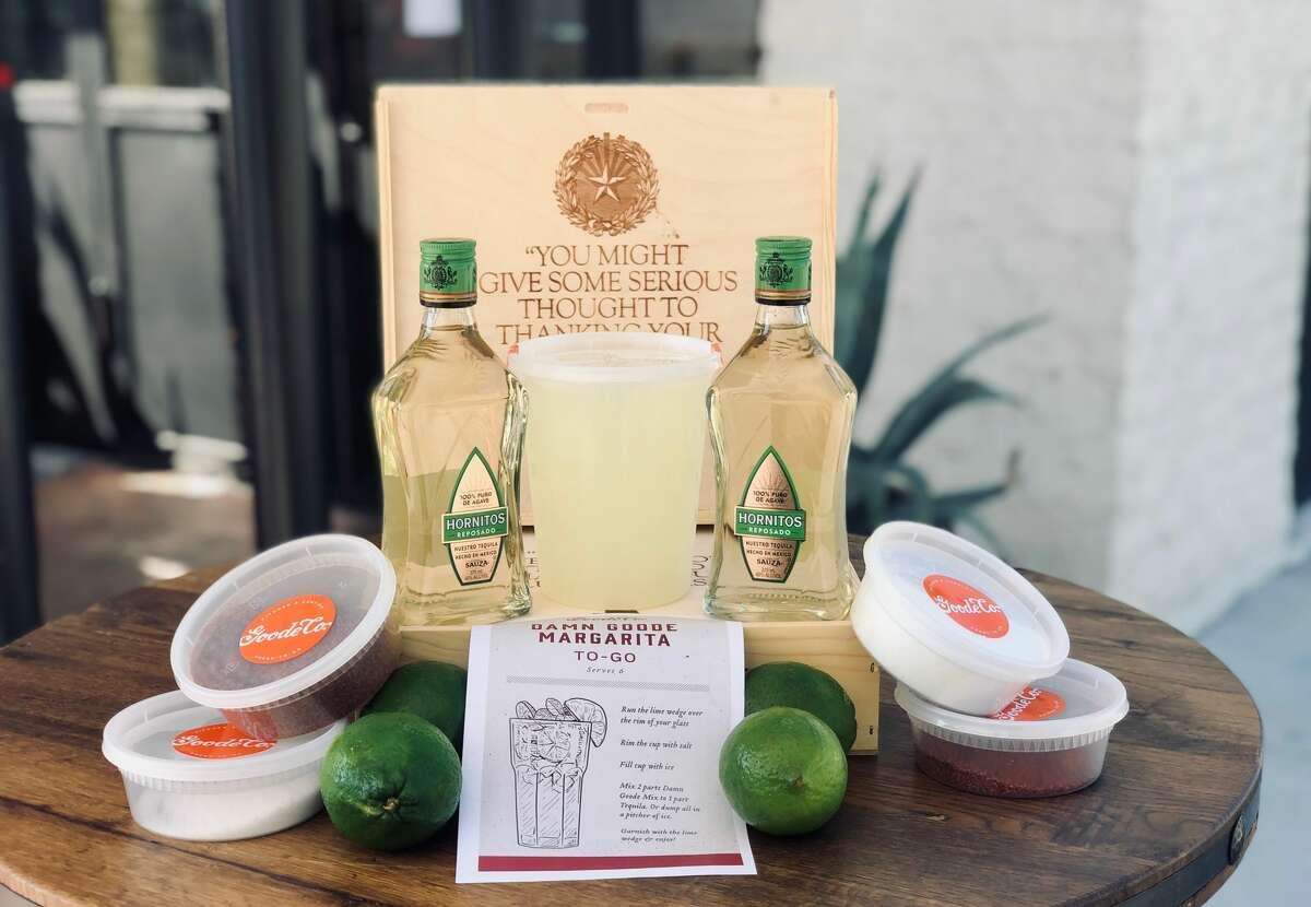 Goode Company created margarita kits in 2020.