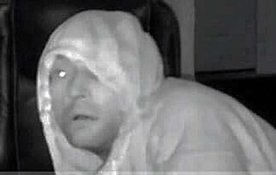 Milford police asked for help identifying a male they say was involved in an overnight burglary at the Sundae House. Photo: Millford Police Photo