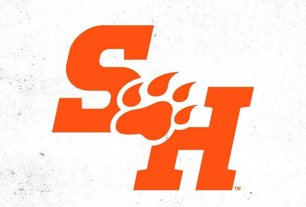 The new Sam Houston State University primary logo released on Thursday, April 17, 2020.