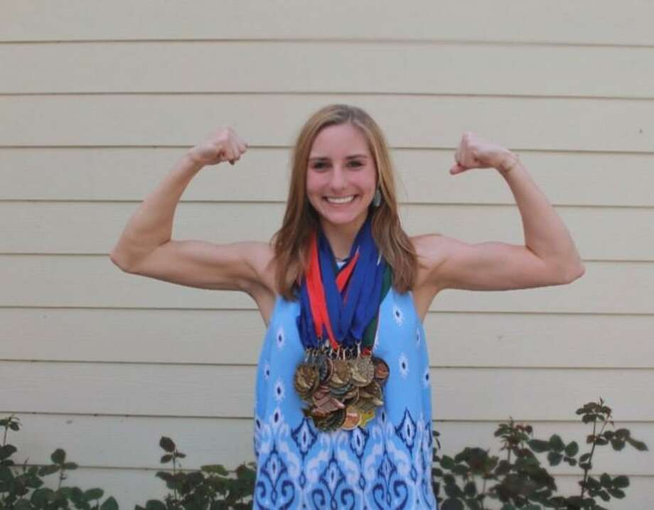 Legacy Prep track athlete Maggie Tautfest. Photo: Submitted Photo