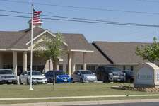 Area nursing homes like Midland Medical Lodge have been affected by the coronavirus. 04/16/2020 Tim Fischer/Reporter-Telegram