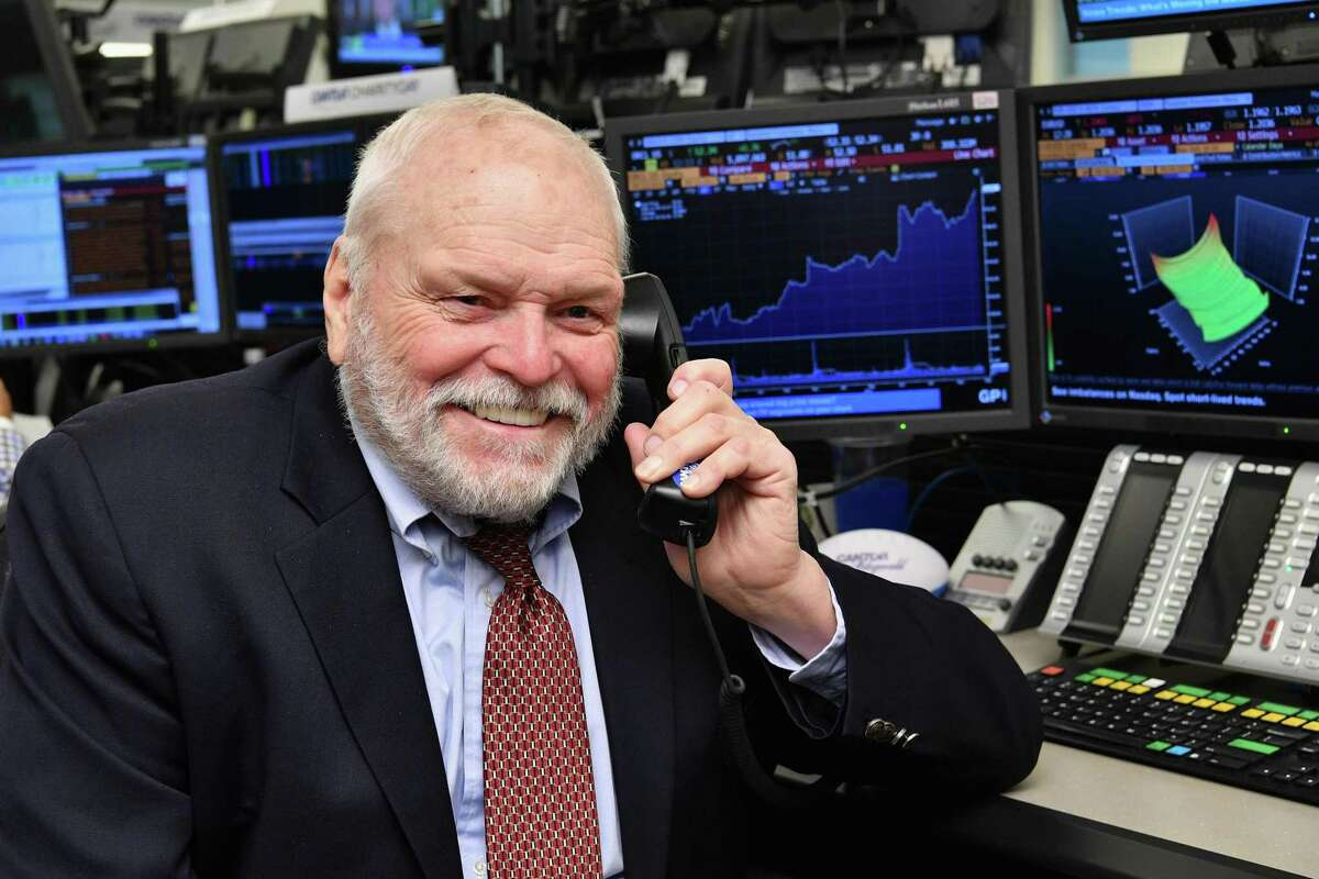 FILE - Actor Brian Dennehy died of natural causes April 15 at his home in New Haven, Conn. He was 81. This file photo was taken on Sept. 11, 2017 in New York City.