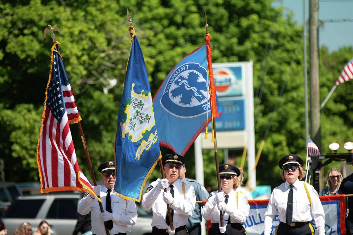 Images from Trumbull's annual Memorial Day Parade on Monday, May 27.