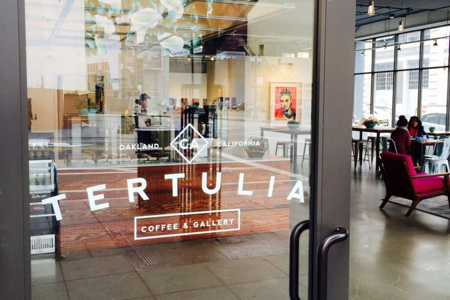 Tertulia Coffee & Gallery on 1951 Telegraph Ave. in Oakland has permanently closed. Photo: Margaret H. On Yelp
