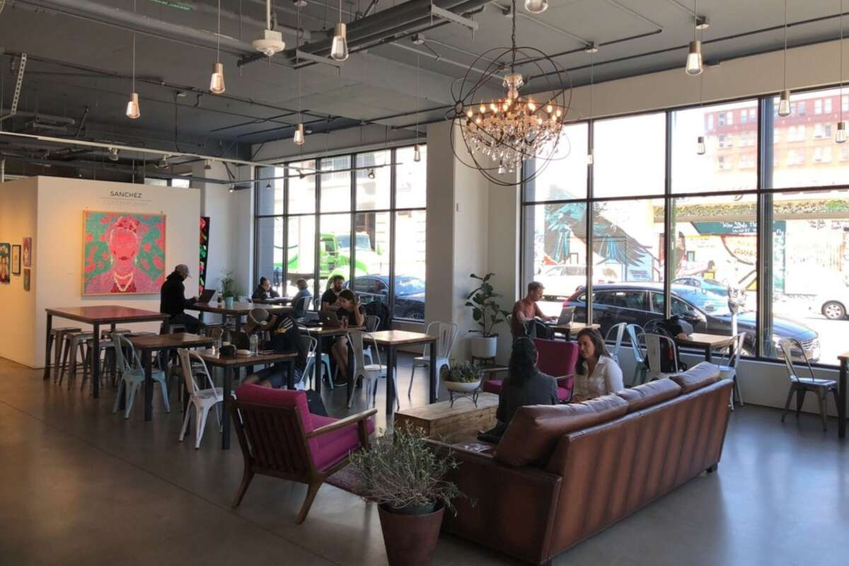 Tertulia Coffee & Gallery on 1951 Telegraph Ave. in Oakland has permanently closed.