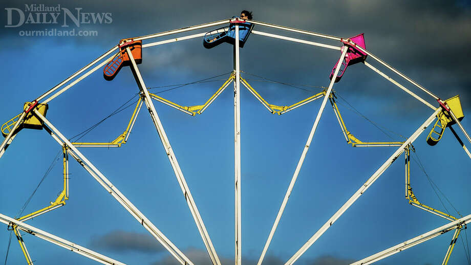 The ferris wheel at the Auburn Cornfest. Photo: (Daily News File)