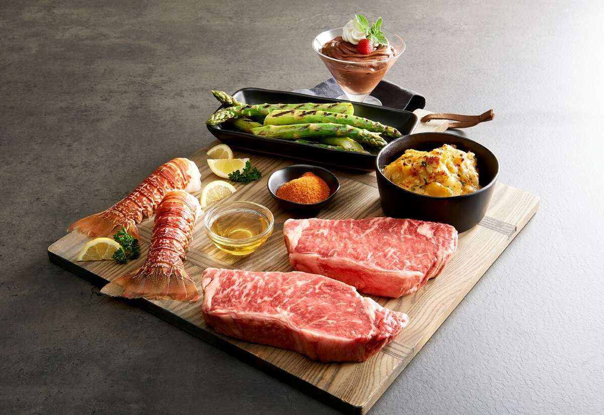 Morton's The SteakhouseMultiple locations Choose from several kits at Morton's including the