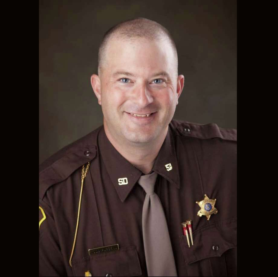 Mecosta County Sheriff Todd Purcell Photo: Courtesy Photo
