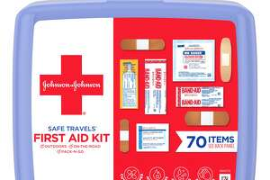 Emergency First Aid Kit,  $5.29