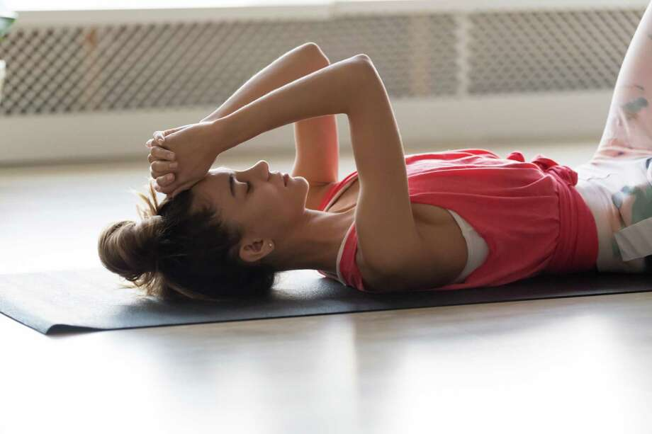Deep breathing can help keep your blood oxygenated. Here's how to do it. Photo: Getty Images / Getty Images / iStockphoto