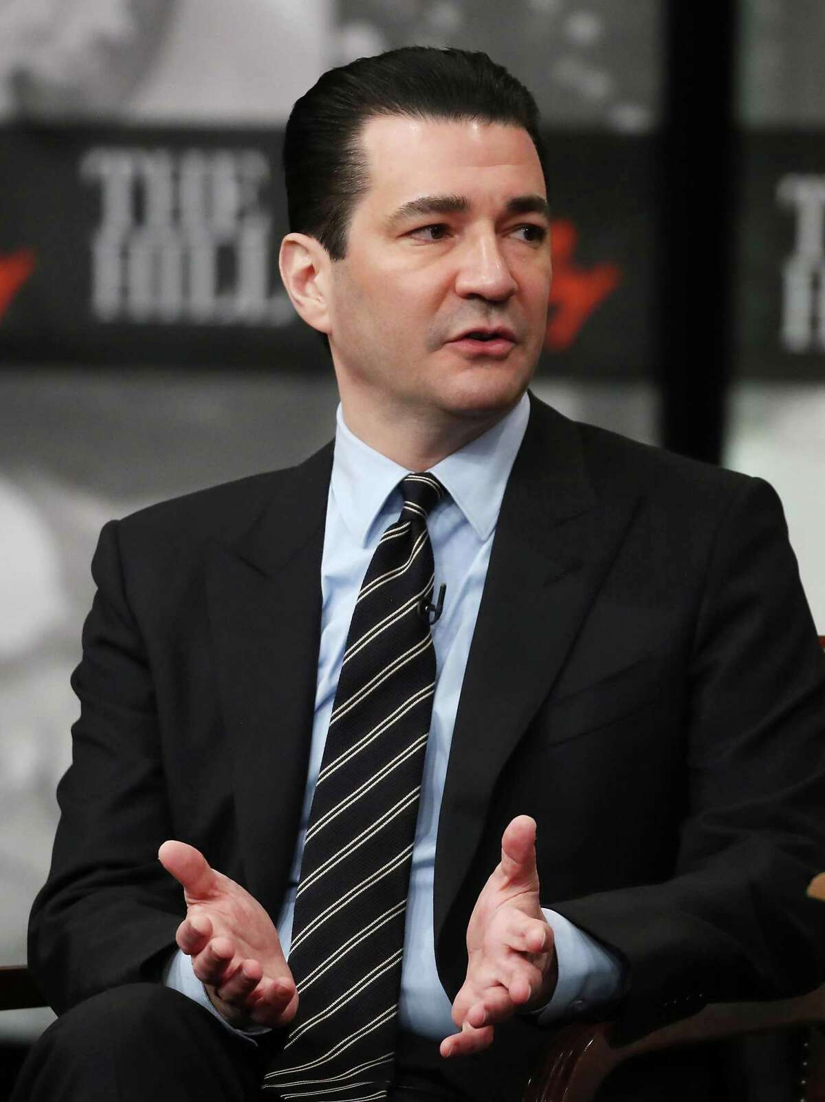 Former Food and Drug Administration Commissioner Scott Gottlieb, of Westport, is a member of an advisory panel helping direct the reopening of Connecticut.