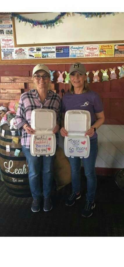 Owner Leah Fogle is pictured on the left, and Manager Brandy Beckner is pictured on the right. (Photo provided)