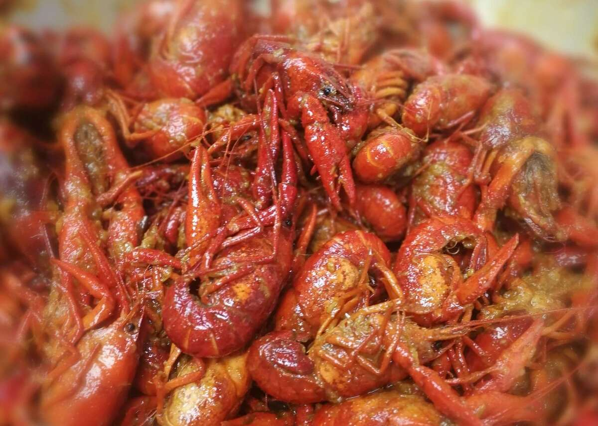 Phat Eatery: Friday through Monday, get a free bottle of hot sauce with your order of Malaysian curry crawfish (two pounds for $11.99, 5 pounds for $24.99, 10 pounds for $45.99). 23119 Colonial Pkwy,; 832-913-6382. https://phateatery.com/