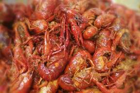 Malaysian curry crawfish at Phat Eatery