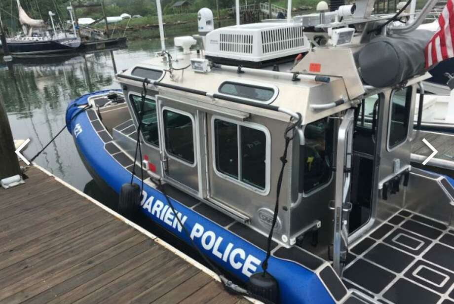 The Darien Police Marine Division is advising residents to use caution as they expect those to use watercraft earlier than usual. Photo: Susan Shultz