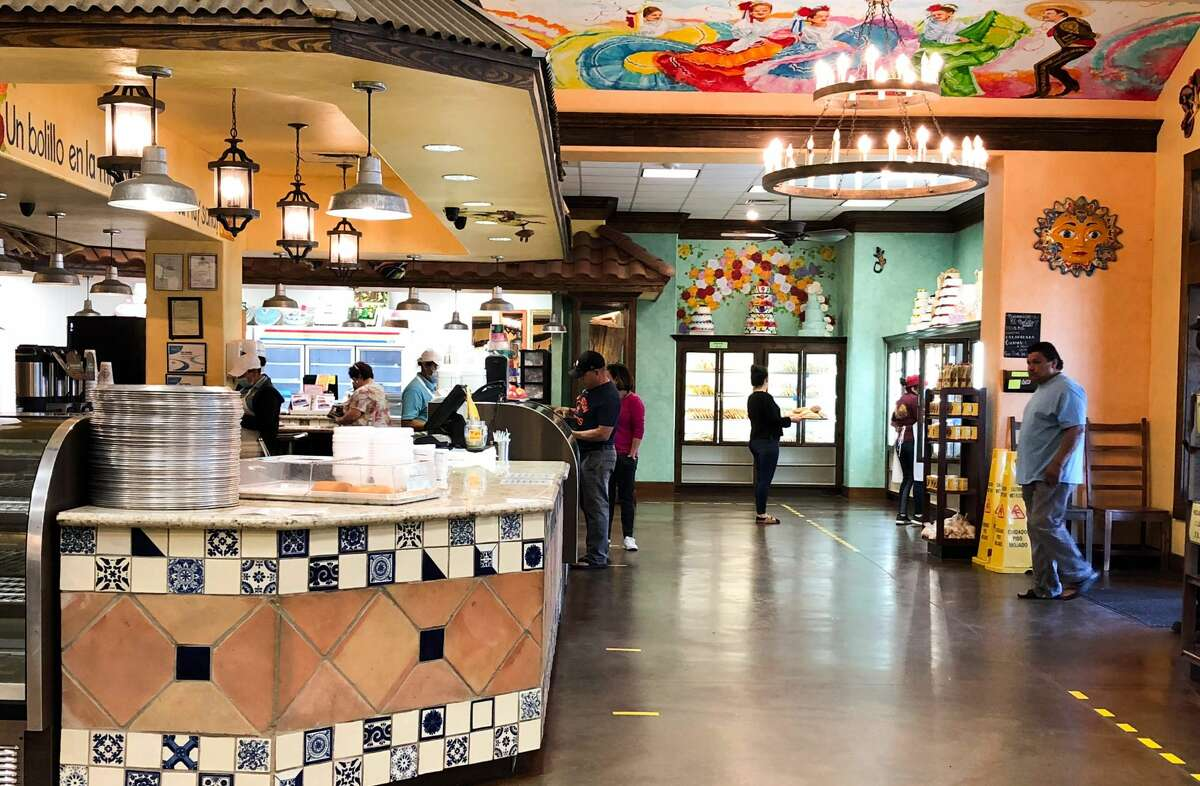 El Bolillo Bakery A beloved Houston bakery reopened its doors this week ready to serve its delicious sweet bread as it took some time to regroup to put safety measures in place amid the growing COVID-19 pandemic.