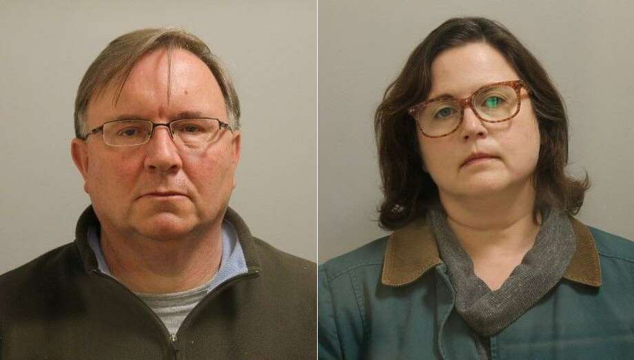 Kurt and Jennifer Dyer, of Bethel, are accused of embezzling more than $25,000 from the Bethel Baseball Association. Photo: Bethel Police Department