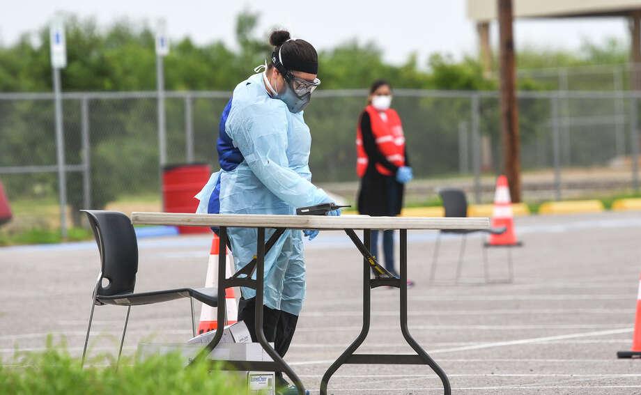 Newly released data from the City of Laredo has revealed an inside look into how the COVID-19, or the novel coronavirus, is affecting Laredo. Photo: Danny Zaragoza/Laredo Morning Times