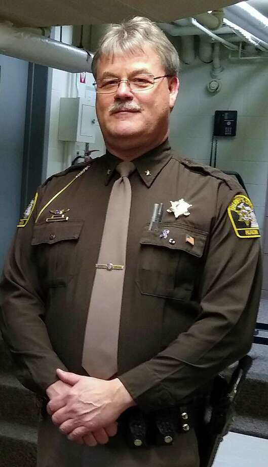 Sheriff Kelly Hanson