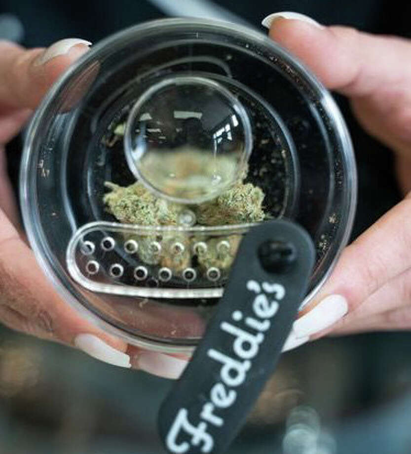 Freddie's announced that home delivery for both medical and recreational marijuana products will begin in the Big Rapids area this week. Photo: Photo Courtesy Of Freddie's